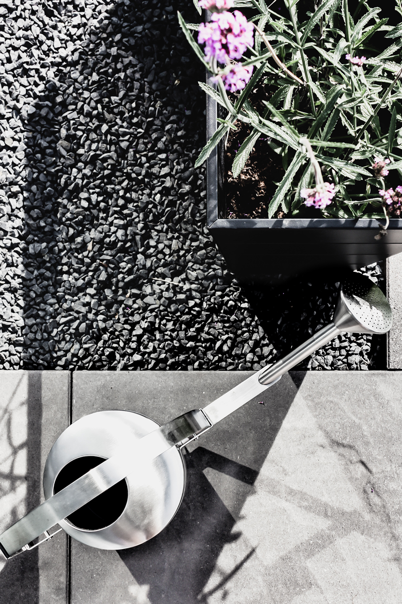 design garden watering can from Blomus
