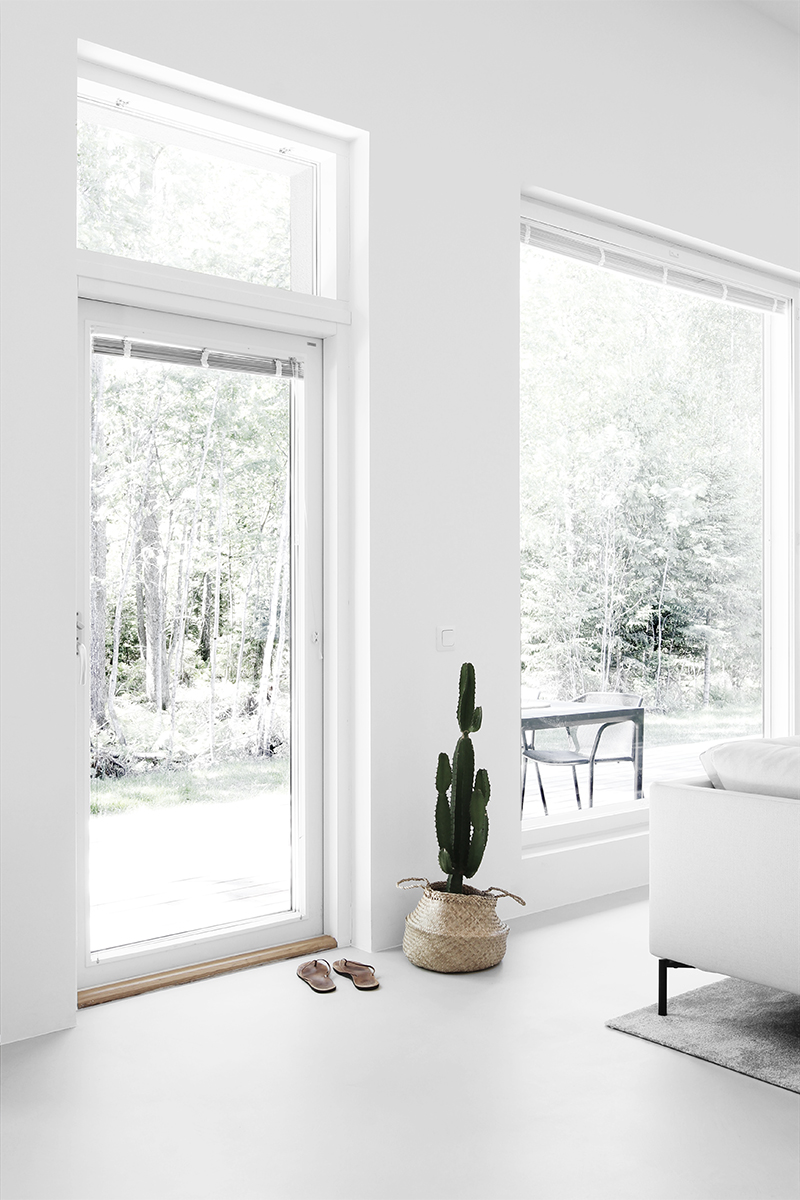 Home tour minimalist home