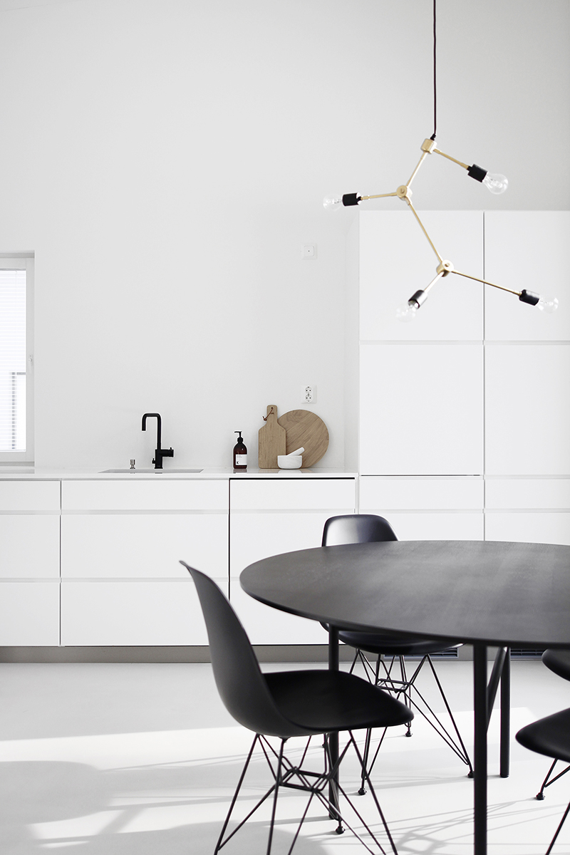 Minimalist Kitchen Home Tour