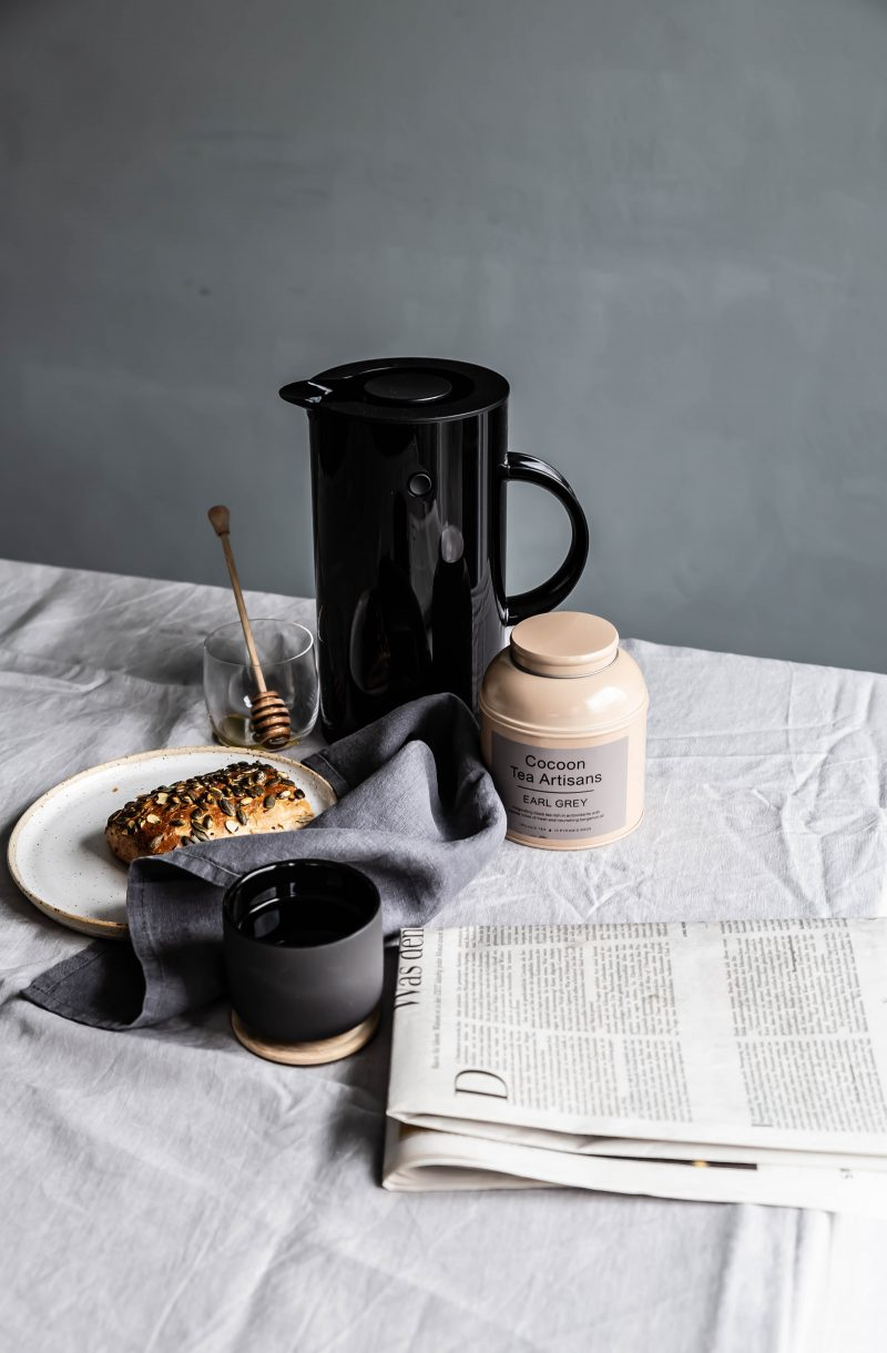 Stelton, Styling and Photography by Valerie Schoeneich