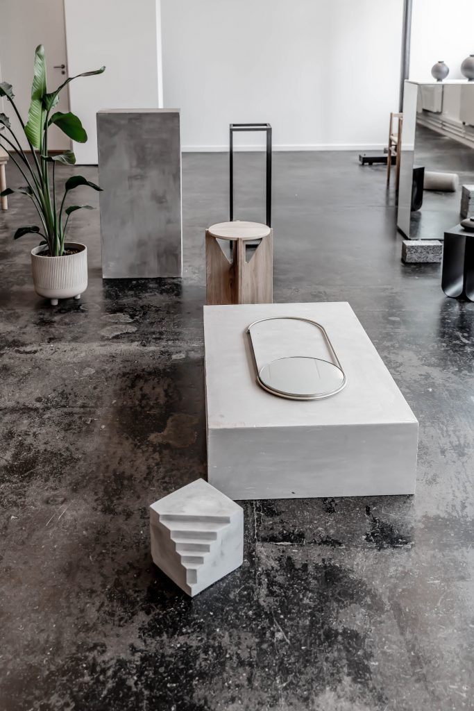 Sculptural Minimalism – A conversation and studio visit with Kristina Dam
