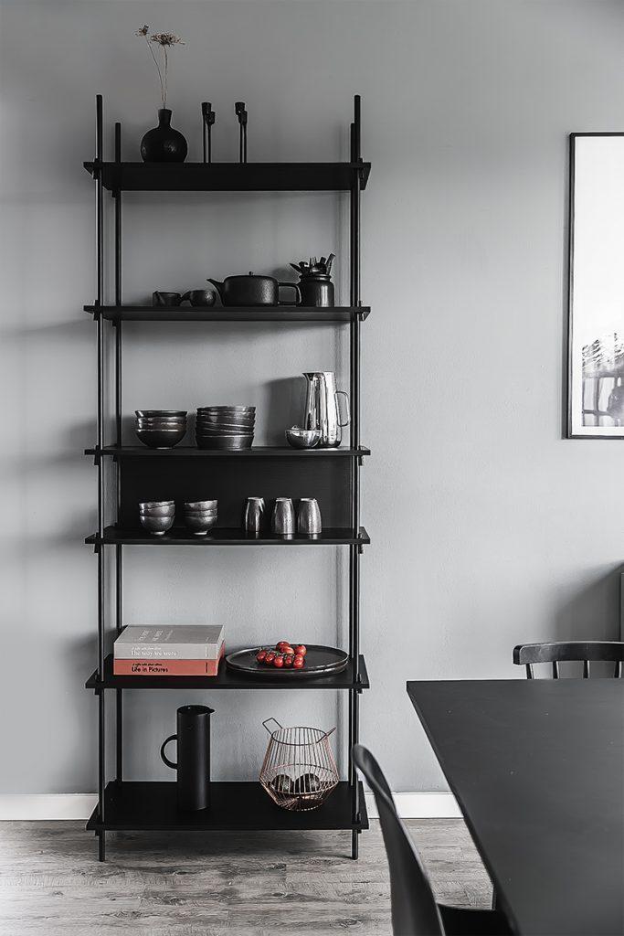 Minimalist Dining Room Interior