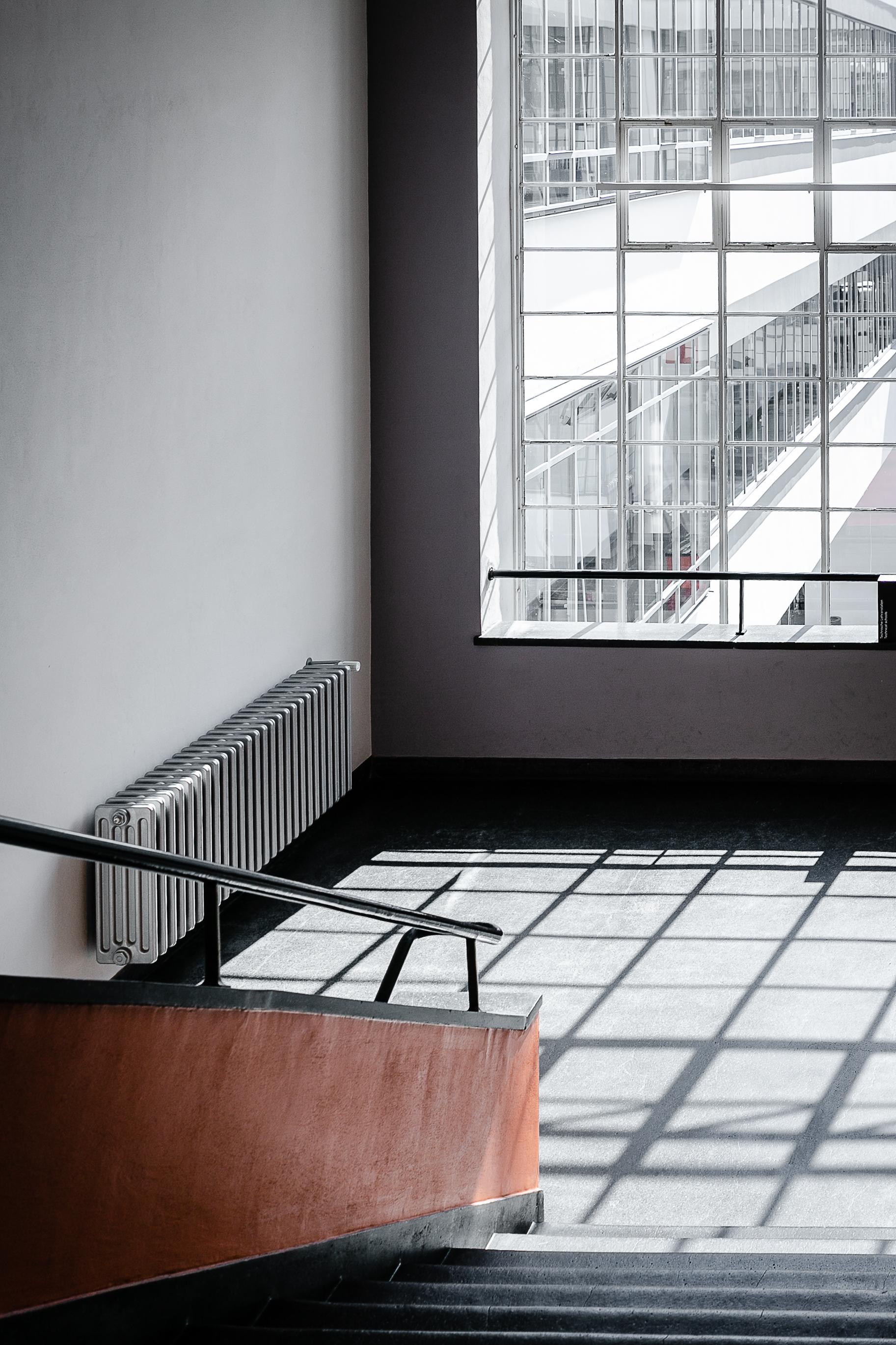 The Bauhaus School Building Dessau