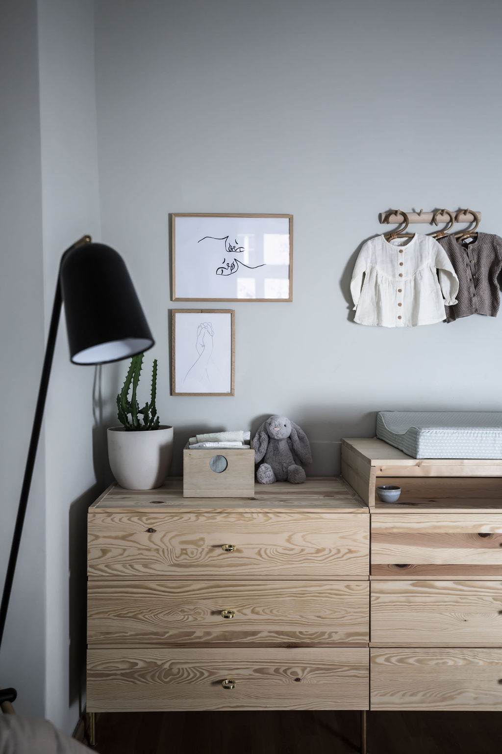ecologically living with baby, Scandinavian ecological nursery