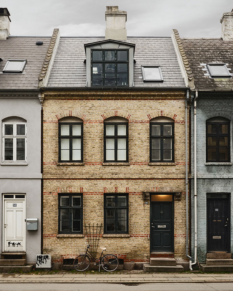 NORDISKA KÖK | THE ARCHITECT'S TOWNHOUSE IN COPENHAGEN