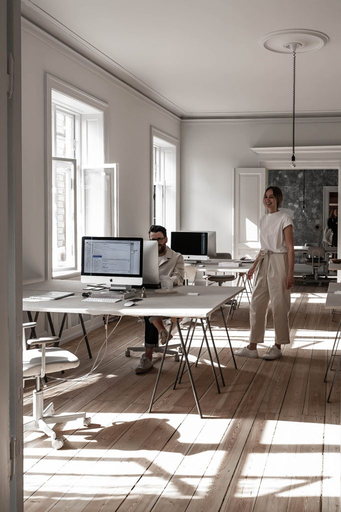 Frama Copenhagen Office Space