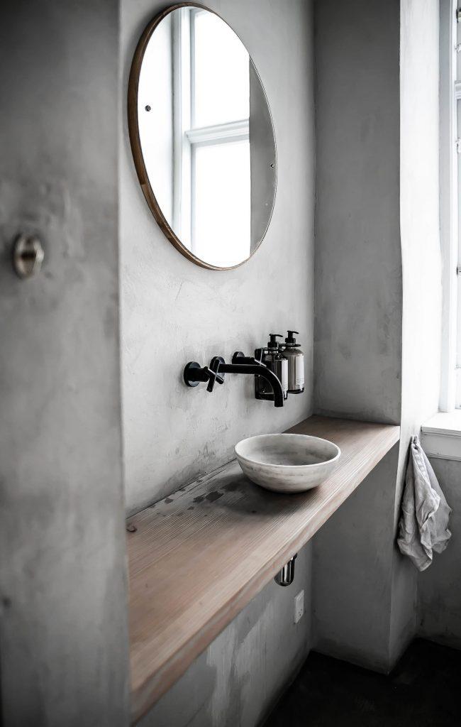 "Frama ""Senses"" Meditative Interior Design Concept by Louisa Grey in Copenhagen"