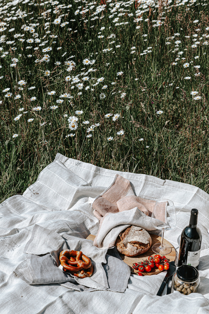 Picnic ecological linen