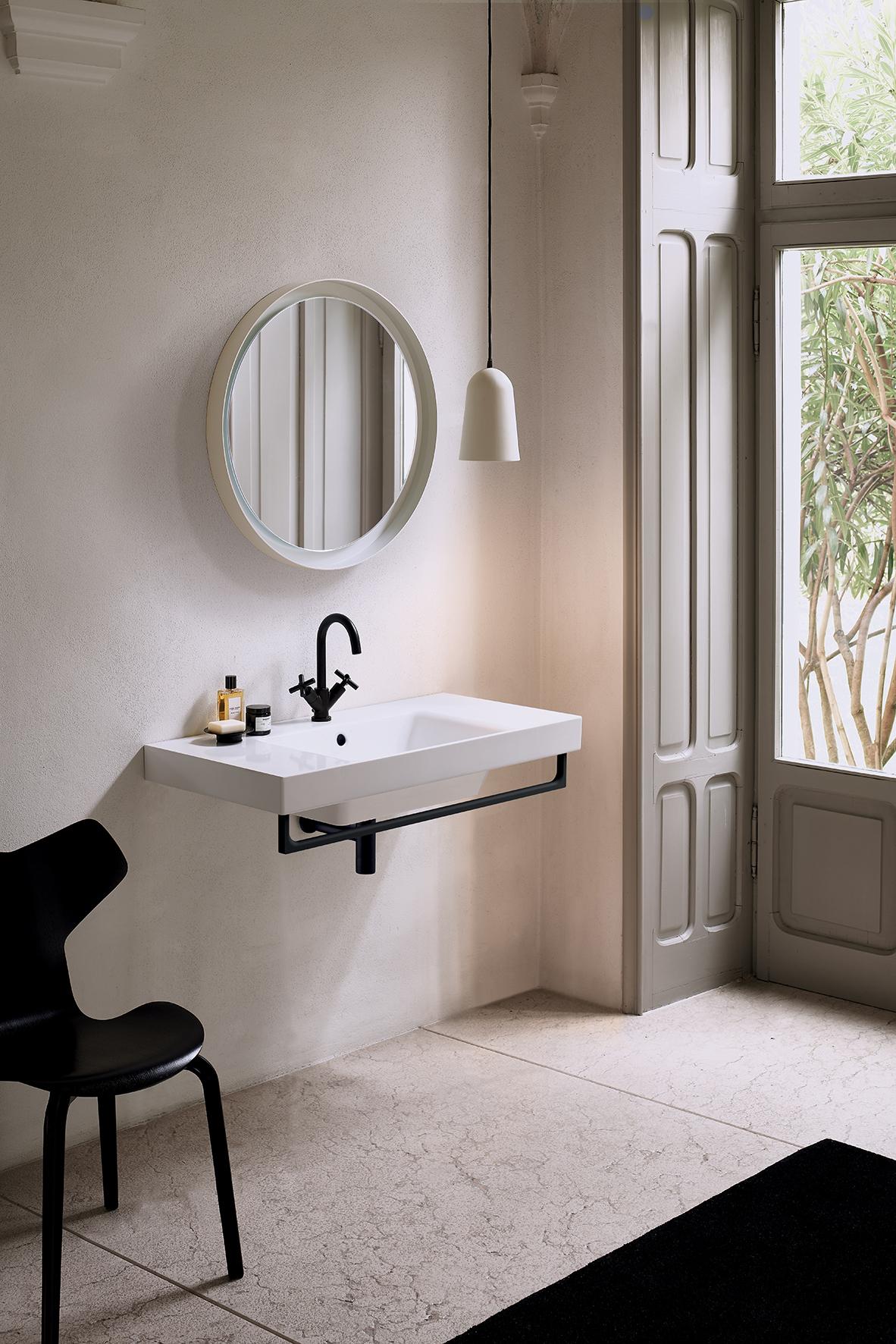 minimalist bathrooms classic modern mix interior design
